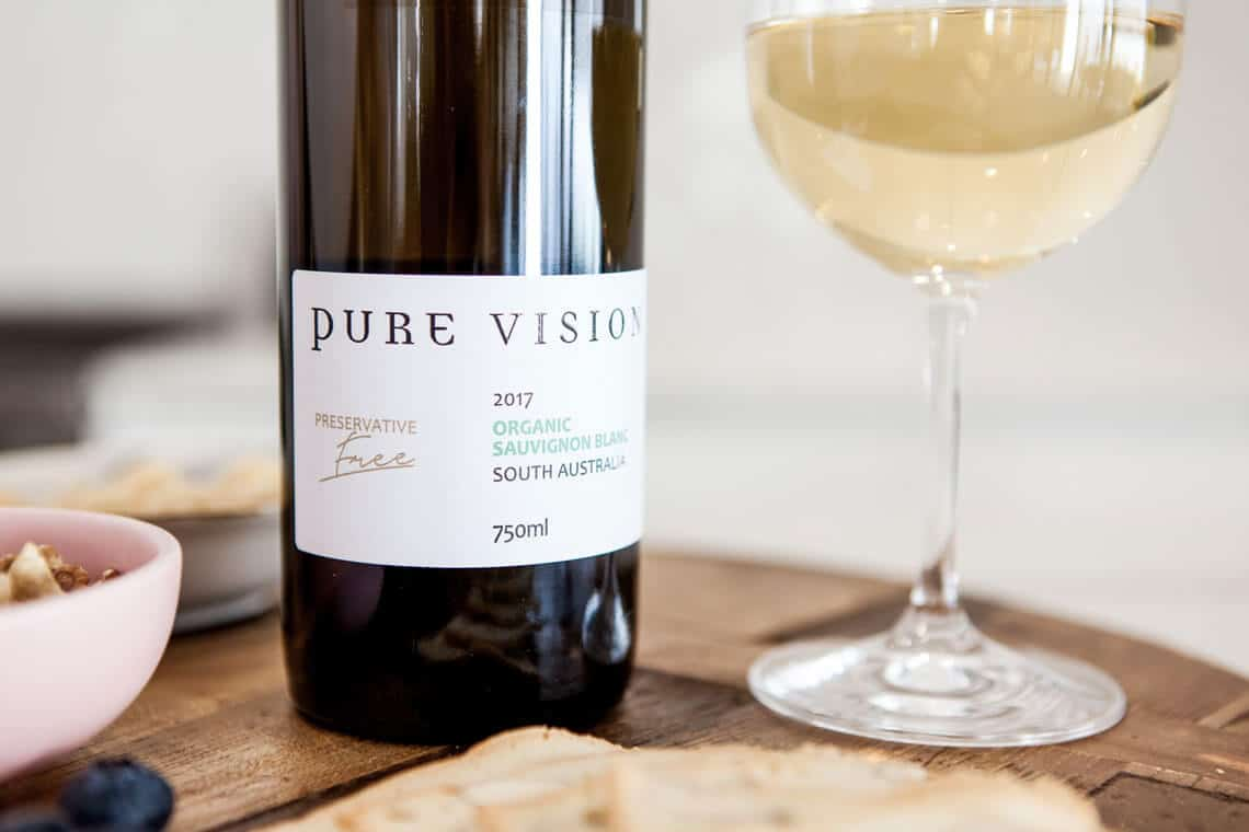 preservatives free wine