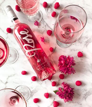 discover rosé